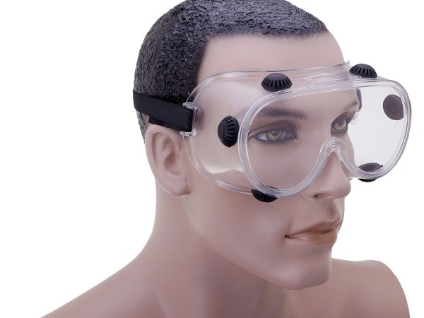 Vollsicht Schutzbrille 74-049