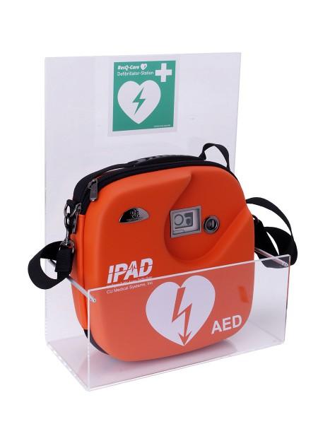 Wandhalterung für AED CU-i-PAD und ER1, ER2, ER3 79-631