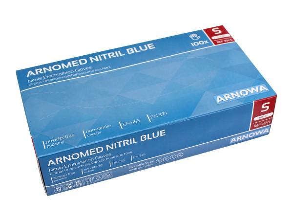 Einmalhandschuhe BLUE Nitril