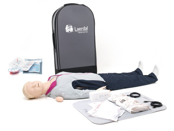 Laerdal Resusci Anne QCPR AED Ganzkörper 67-206