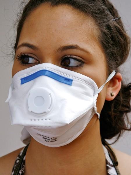 Atemschutzmaske FFP3 mit Ventil 73-338