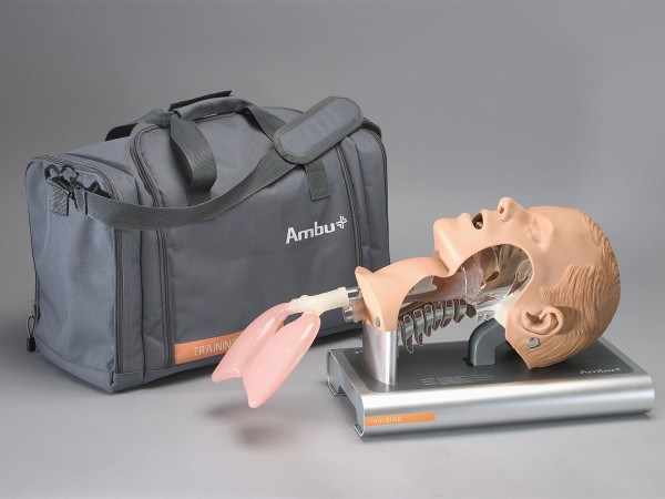 Ambu Intubationstrainer im Transportkoffer 67-200