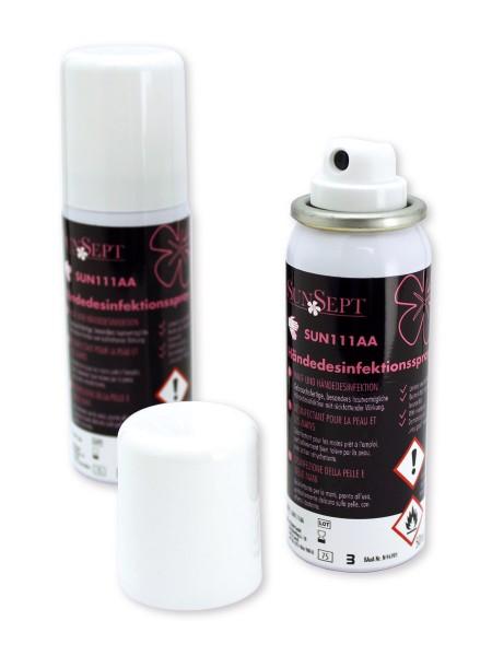 SunSept HD 400 Händedesinfektion Spray