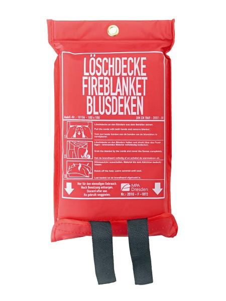 Löschdecke gegen Küchenbrände 92-117