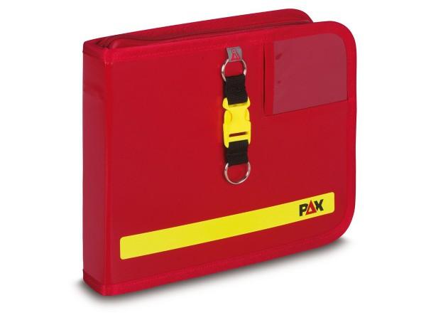 PAX Fahrtenbuch DIN A5 Quer Rot 53-1061-1