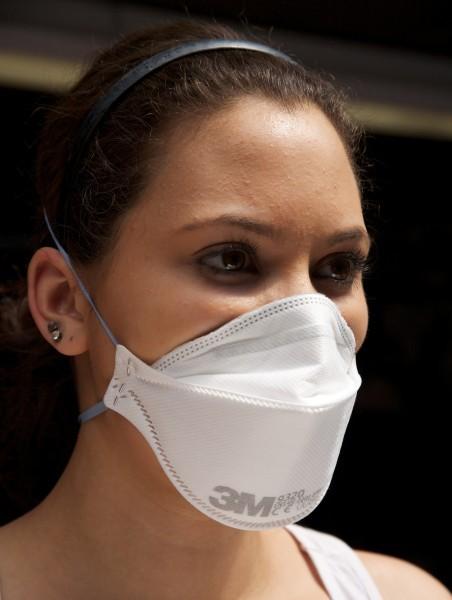 Atemschutzmaske, 3M