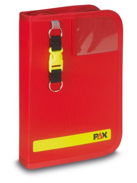 PAX Fahrtenbuch DIN A5 Hoch Rot 53-1065-1