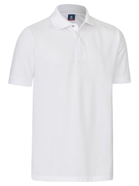 Poloshirt weiß Y-MRW451-Größe